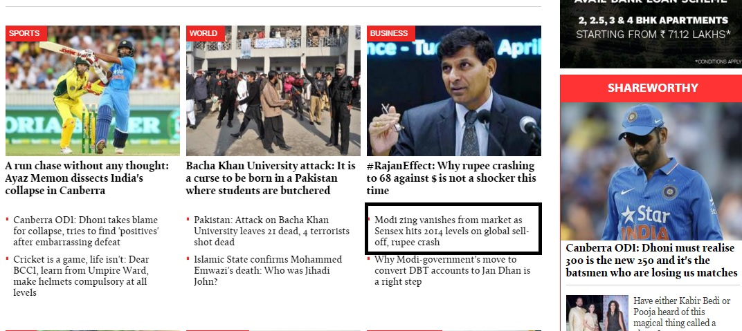 Firstpost 20th January